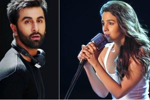 Throwback Thursday: Alia Bhatt sings a Ranbir Kapoor song