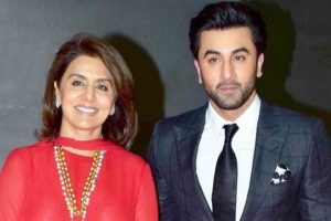 Neetu Kapoor turns 60, Kapoors celebrate milestone birthday in Paris