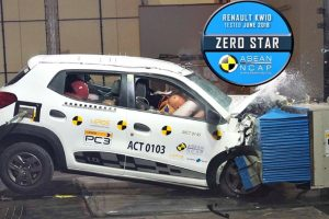 Made-In-India Renault Kwid scores zero-star crash test rating in ASEAN NCAP