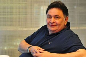 Rishi Kapoor unveils reason behind his grey hair