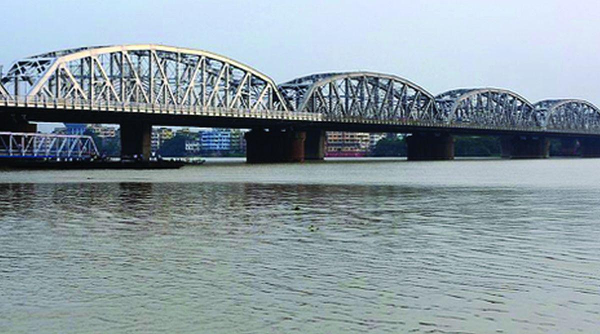 Rivers, Ganga,Bhagirathi,Ballary Channel, Hooghly