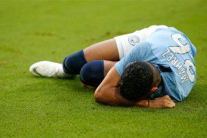 FA Community Shield: Manchester City winger Riyad Mahrez given all clear