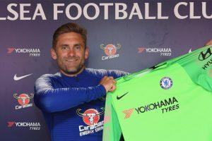 Premier League: Chelsea make 2nd signing of summer