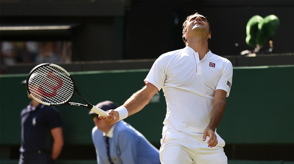 Roger Federer, Wimbledon 2018, Wimbledon