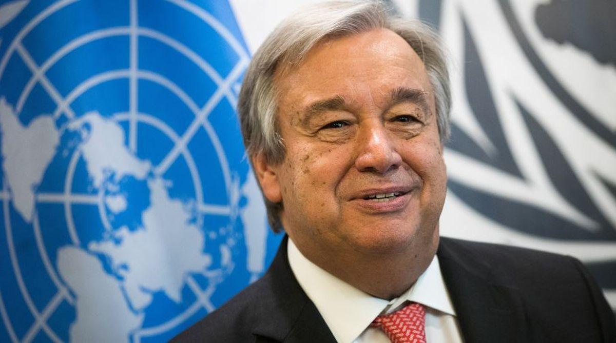 Antonio Guterres, UN chief, Gandhi Jayanti, Mahatma Gandhi, non-violence, terrorism