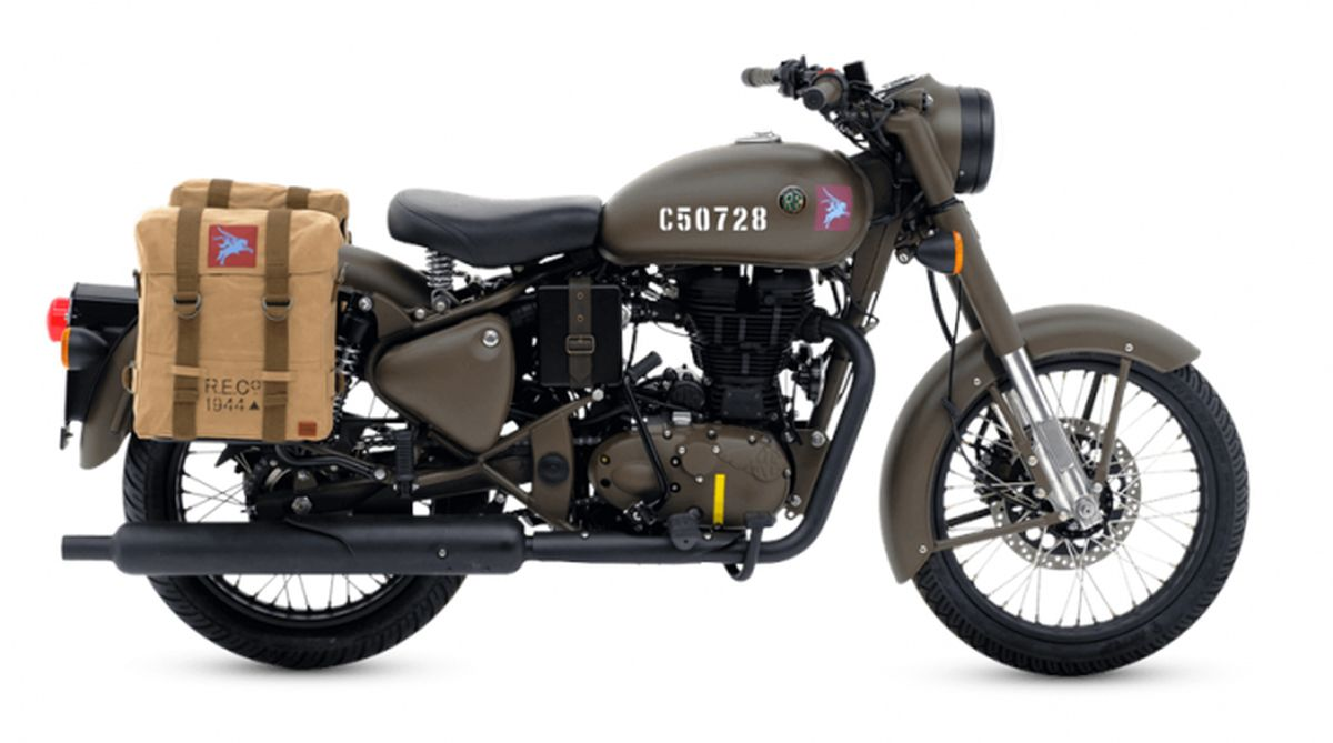 Royal Enfield Classic 500 Pegasus India sale delayed after website crashes
