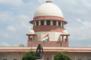 Can't stay provisions of SC/ST (amendment) Act as it is legislation now: SC