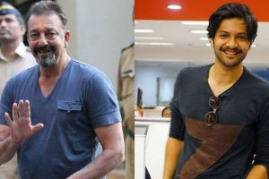 Sanjay Dutt helped Ali Fazal get through some hardships while growing up