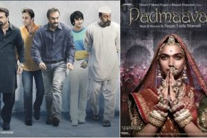 IIFM Awards 2018: Padmaavat and Sanju lead nominations, check list