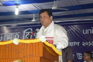 Assam CM pitches for strong immigration policy