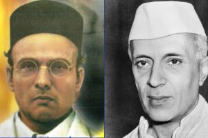 Savarkar replaces Nehru in Goa's Class 10 textbook: NSUI