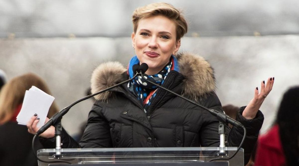 Scarlett Johansson Twitter: Twitter All Praise For Scarlett Johansson Over Quitting