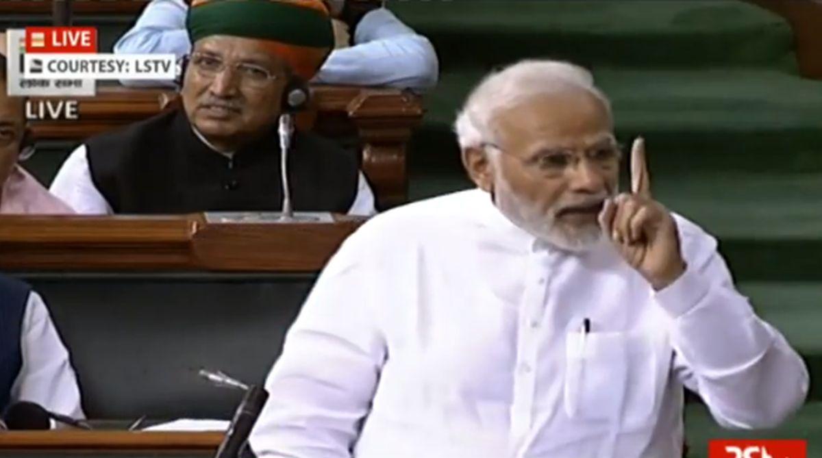 no-confidence motion, no-trust vote, Narendra Modi, Opposition