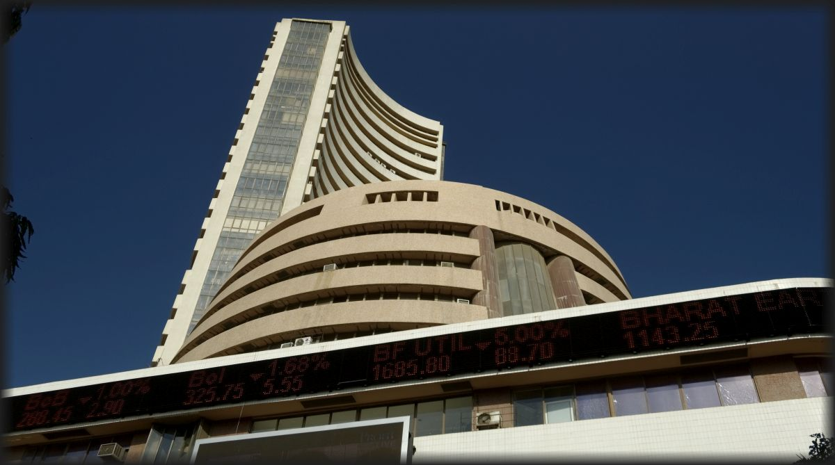 Sensex falls, US sell-off, crude oil price