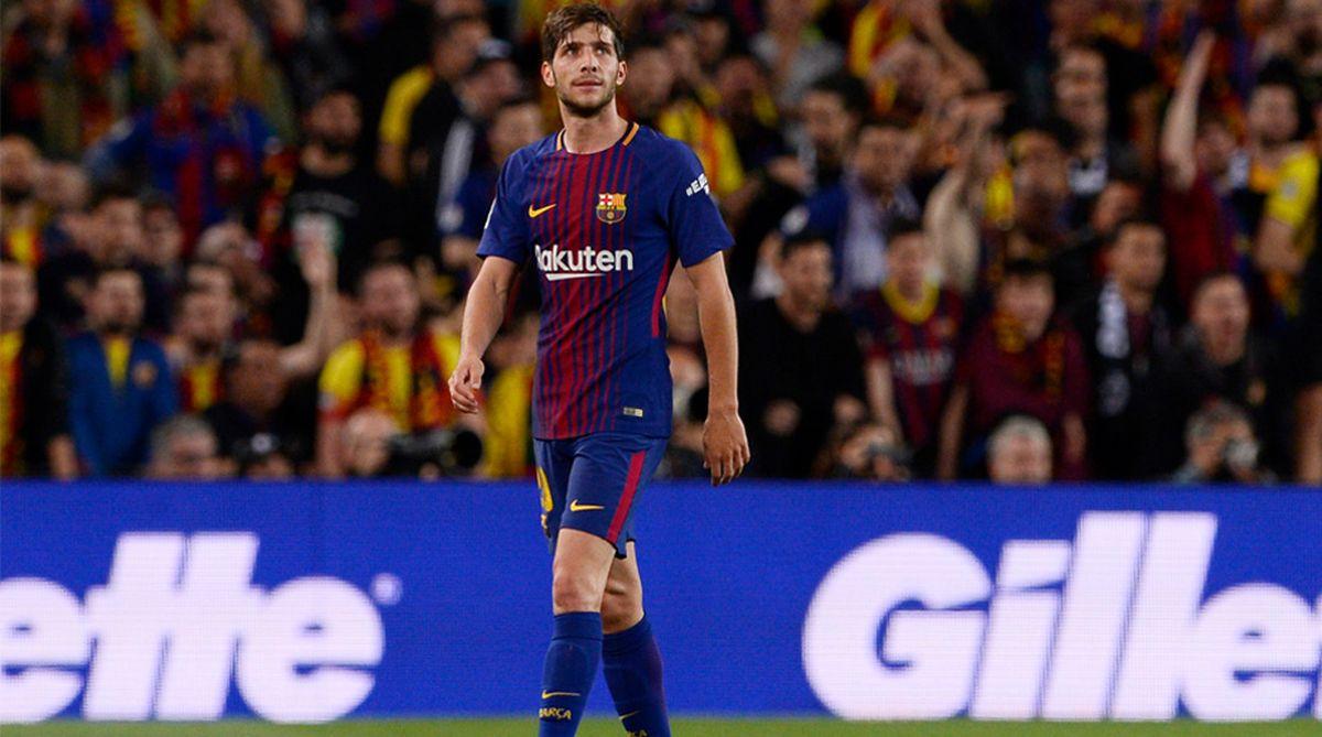 Sergi Roberto, Barcelona, FC Barcelona, FIFA World Cup, Barcelona news, Barcelona news Update,