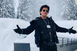 Assam Police uses SRK's signature pose in road safety message, actor gives thumbs up