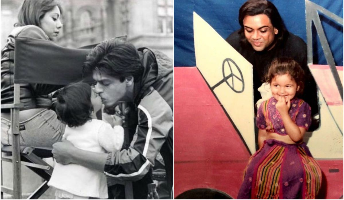 Throwback Friday: These celebrity pictures are absolutely precious
