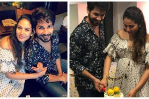 In pictures: Shahid Kapoor's wife Mira Rajput glows at baby shower