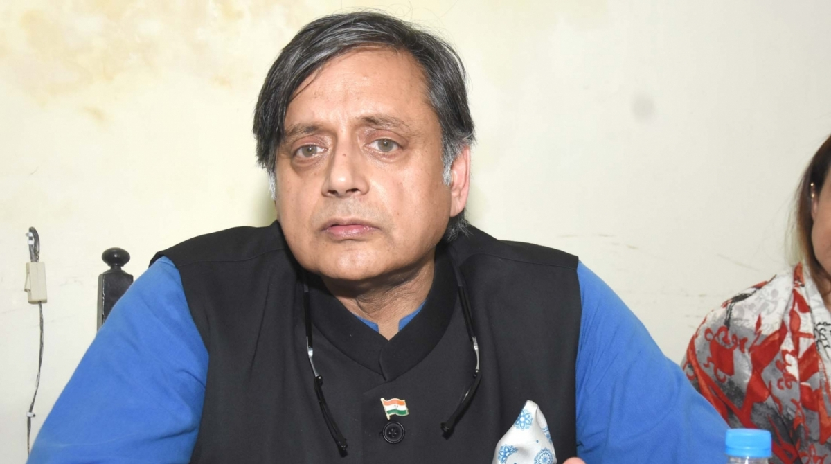 Sunanda Pushkar death case: Tharoor says plea challenging his bail not maintainable