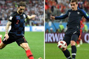 2018 FIFA World Cup Final | Lineups, team news for France vs Croatia