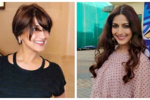 Sonali Bendre gearing up for cancer battle, one day at a time | See video
