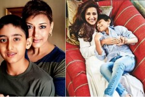 Sonali Bendre posts heartfelt message for son Ranveer | Check post