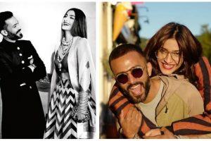 From Sonam Kapoor's birthday cake to Rhea Kapoor's gift, Anand Ahuja's perfect birthday