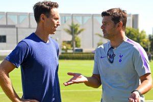Mauricio Pochettino updates on Tottenham Hotspurs' injuries