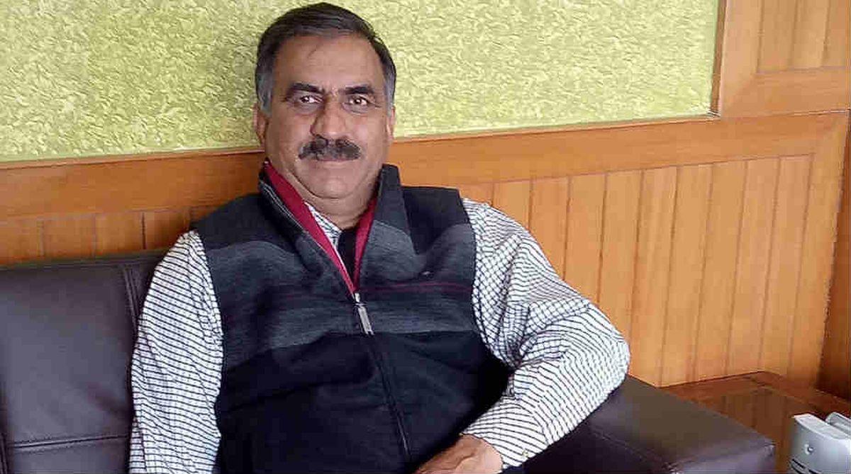 Sukhvinder Singh Sukhu