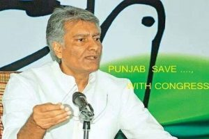 Jakhar dares SAD chief to clarify Dera relation