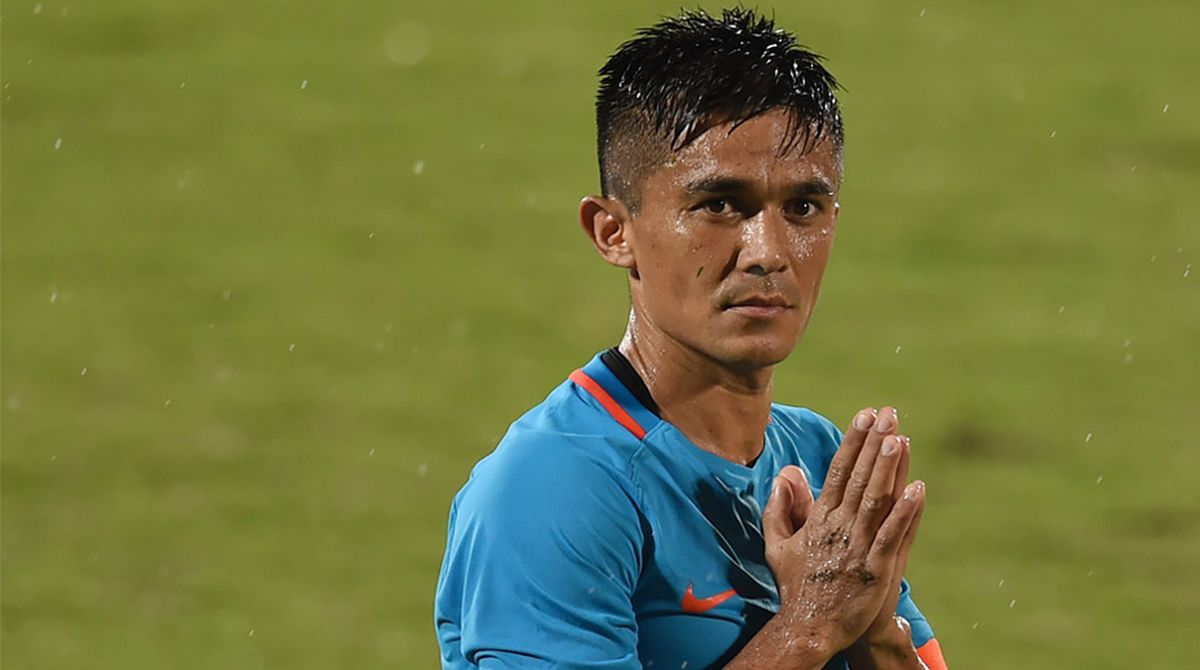 Sunil Chhetri removed as India captain due to rift with coach Stephen Constantine?