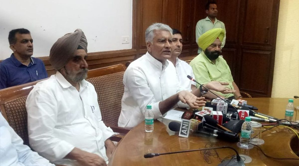 MSP hike, Farmers, Punjab Congress, Punjab congress chief, Sunil Jakhar, Punjab Farmers, SAD, Narendra Modi