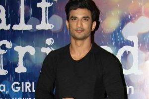Sushant Singh Rajput to turn director for sci-fi film