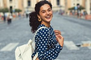 Audience prefers to see me in serious roles, says Taapsee Pannu