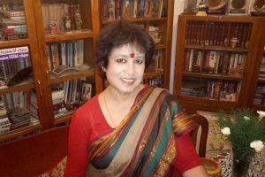 Taslima's blather