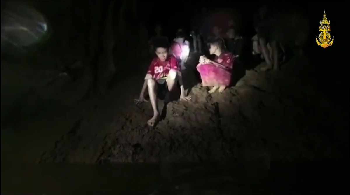 Thailand cave ordeal, Thailand cave, flooded cave, Thailand cave boys