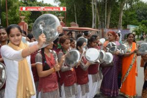 Thali becomes a tool of protest against growing menace of rape