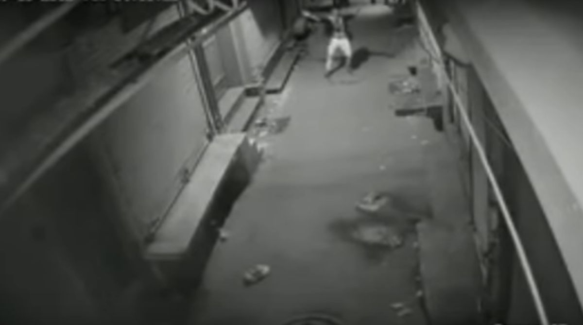 Delhi Thief dance, Delhi Thief, Delhi robbery, Thief victory dance