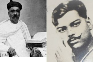 PM Modi pays tribute to Bal Gangadhar Tilak, Chandra Shekhar Azad