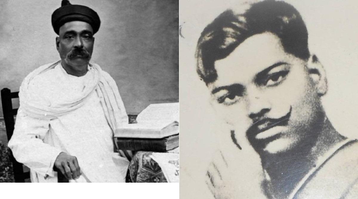 Bal Gangadhar Tilak Chandra Shekhar Azad