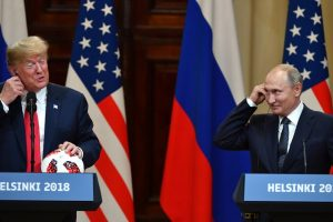 Meeting with Putin was even better than the NATO summit: Donald Trump