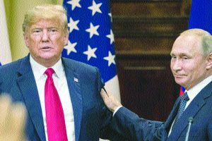 Trump outplayed by Putin at summit