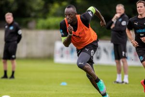 Usain Bolt poised for surprise trial with Aussie football club