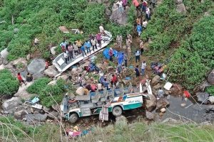 Uttarakhand: 13 killed, 16 injured as bus falls in gorge near Tehri; magisterial probe on
