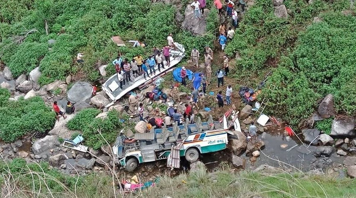 Tehri accident, Uttarakhand accident, death toll