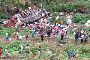 Uttarakhand: At least 46 killed in Pauri bus accident