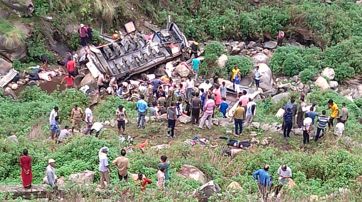Uttarakhand-bus-accident