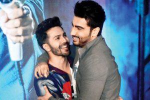 After trolling Katrina Kaif, Arjun Kapoor goes after Varun Dhawan on Instagram