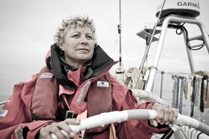 Australian becomes 1st woman to win round-the-world yacht race