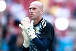 2018 FIFA World Cup | Willy Caballero responds to Argentina's exit